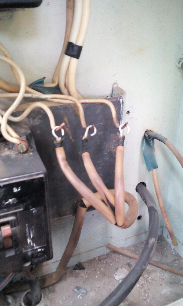 Безопасность наше всё... моё, безопасность, проводка, электрик, щиток, фото