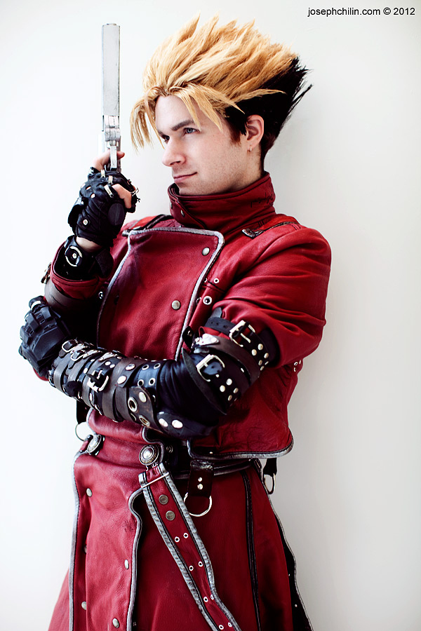 Vash by Ex-Shadow
