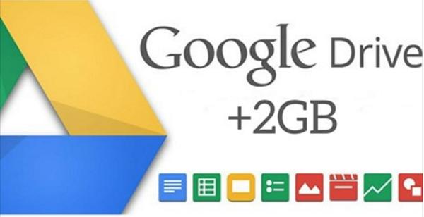 Бесплатно 2 гб от Google в честь праздника. Налетай! Google, Шара, День интернета