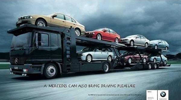 Война брендов Рекламные войны, Audi, BMW, Бентли, Subaru, Длиннопост