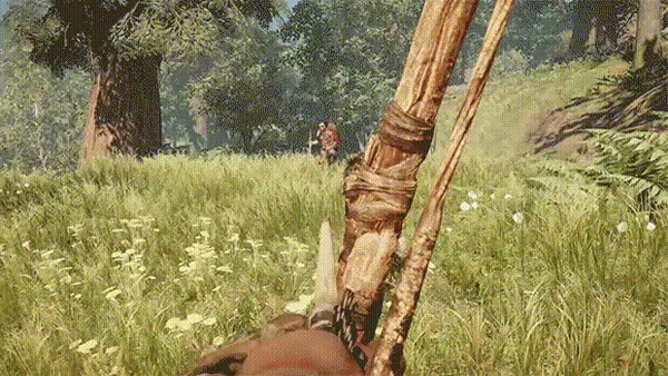 Новые возможности в Far Cry: Primal.