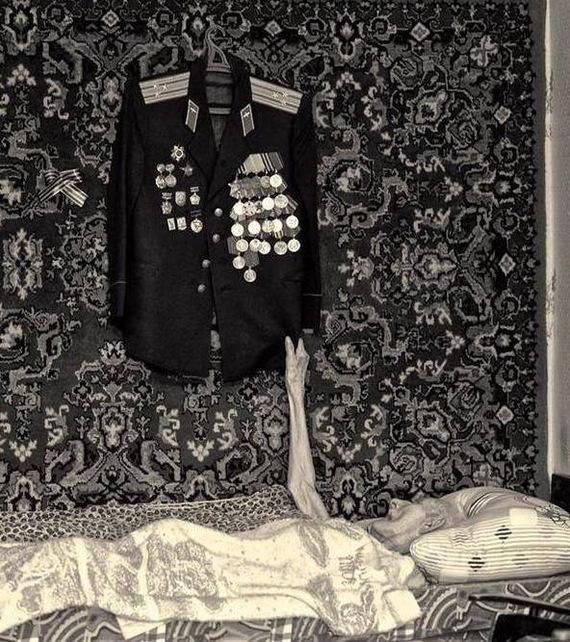 Память о подвигах - бессмертна Ветераны, Ордена, Медали, Старость