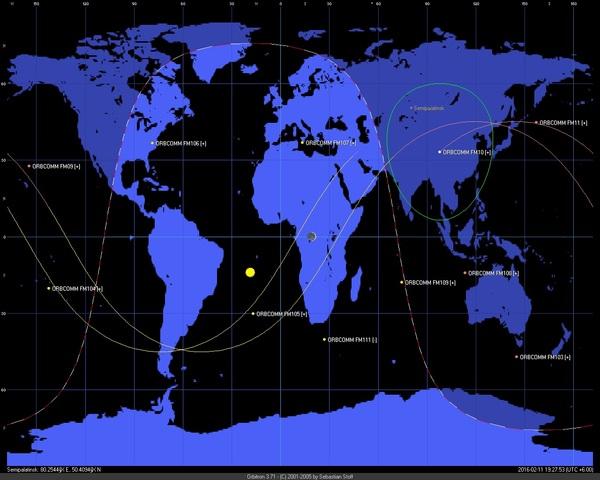 Прием служебной информации со спутников Orbcomm Спутник, Orbcomm, Радиолюбители, Un7jpb, Сигнал, Пикабу образовательный, Длиннопост