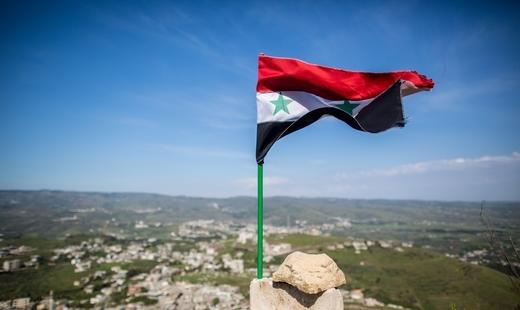 Дамаск объявил о вторжении турецких солдат в Сирию Сирия, Политика, Турция, Вторжение