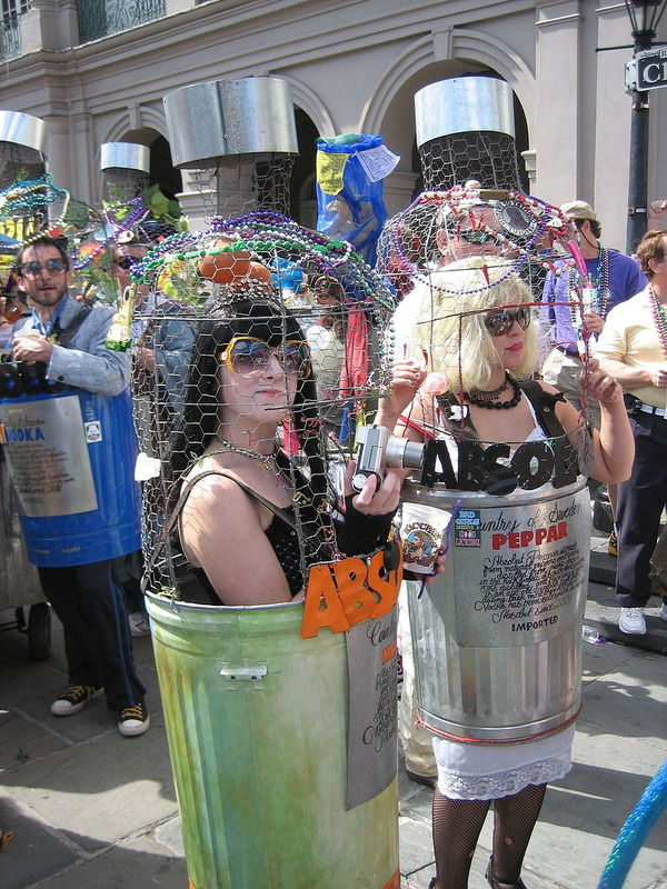 consumption rituals for mardi gras