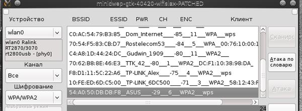 Как узнать пароль от WiFi или простой Wardriving Wardriving, wi-fi, пароль к wi-fi, взлом, Wifislax, длиннопост