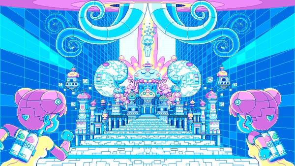 Pixel & Digital Art #7 by Paul Robertson Pixel art, Цифровой рисунок, Художник, Творчество, Гифка, Длиннопост