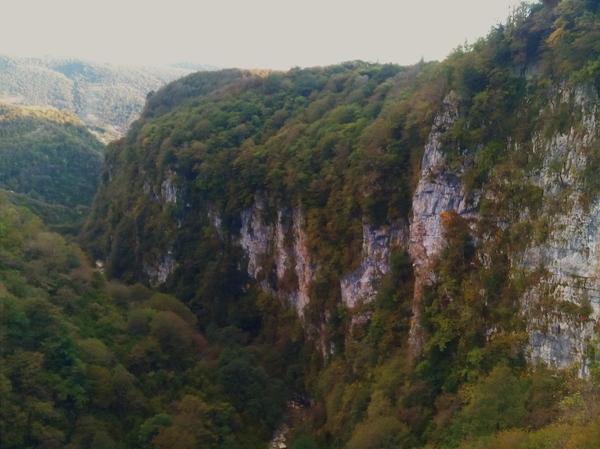Мегрельские каньоны Грузия, Самегрело, Каньоны, Мои фото, Фотография, Природа, Длиннопост
