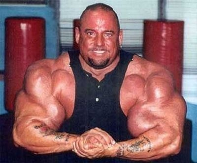 biggest muscles ever - 782×700