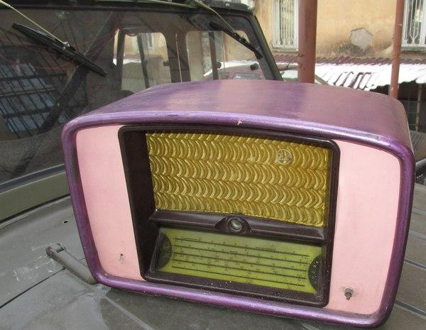 Реставрация ретро-радиоприемника 1952 года Радио, Радиолюбители, Радиоприемник, Ретро, Реставрация, Балтика-52, Un7jpb, Длиннопост