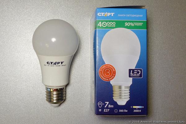 Энергосберегающие лампы для глаз