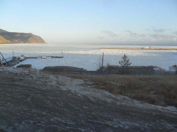 Немного Байкала вам к вечеру Байкал, Север, Север Байкала, Нижнеангарск, Северобайкальск, Пейзаж, Длиннопост