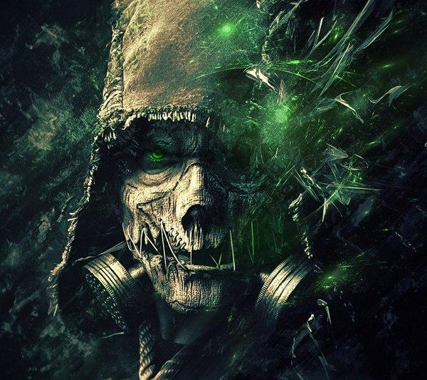 Scarecrow(Пугало)
