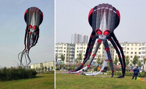 Огромный воздушный змей на aliexpress Воздушный шар, Картинки, Aliexpress, Воздушный змей