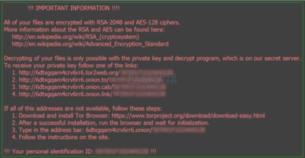 """Новый вирус криптовымогатель """"Locky"""" вирус, троян, ransomwave, внимание, длиннопост, locky, habrahabr"""
