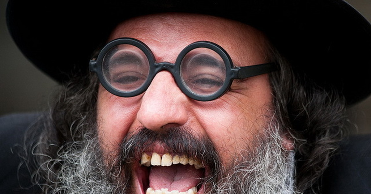 веселые картинки еврея компактного поло автолюбителями