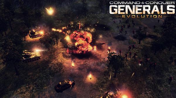 С возвращением меня CNC, Red Alert 3, Generals, Command & Conquer, Игры, Моды, Видео, Длиннопост