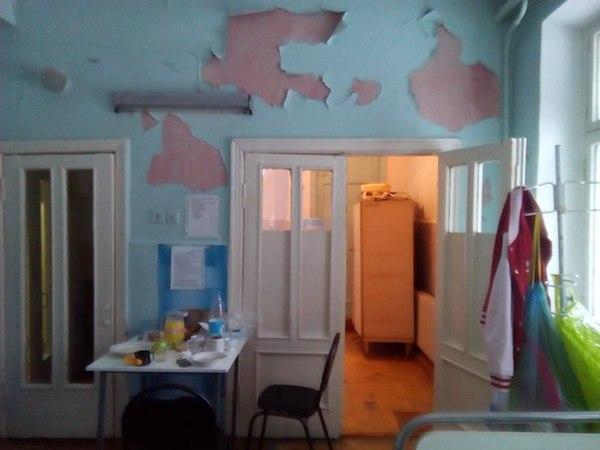 Инфекционное отделение Домодедовской городской больницы Больница, Домодедово, Инфекционная больница, Бардак, Разруха, Длиннопост