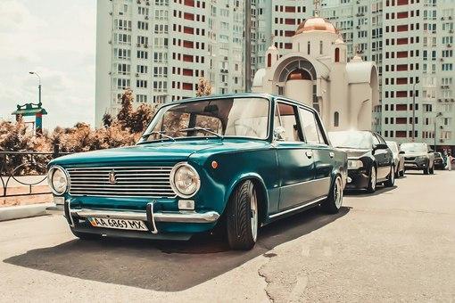 Отечественный автопром в Slammed культуре, стиль и эстетичность. Часть 2 - ВАЗ 2101 Slammed, Авто, Длиннопост, Копейка, Ваз-2101, АвтоВАЗ, Фото