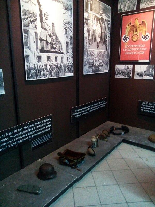 Выставка об ужасах войны открылась в Томске Великая Отечественная война, Томск, Выставка, Длиннопост