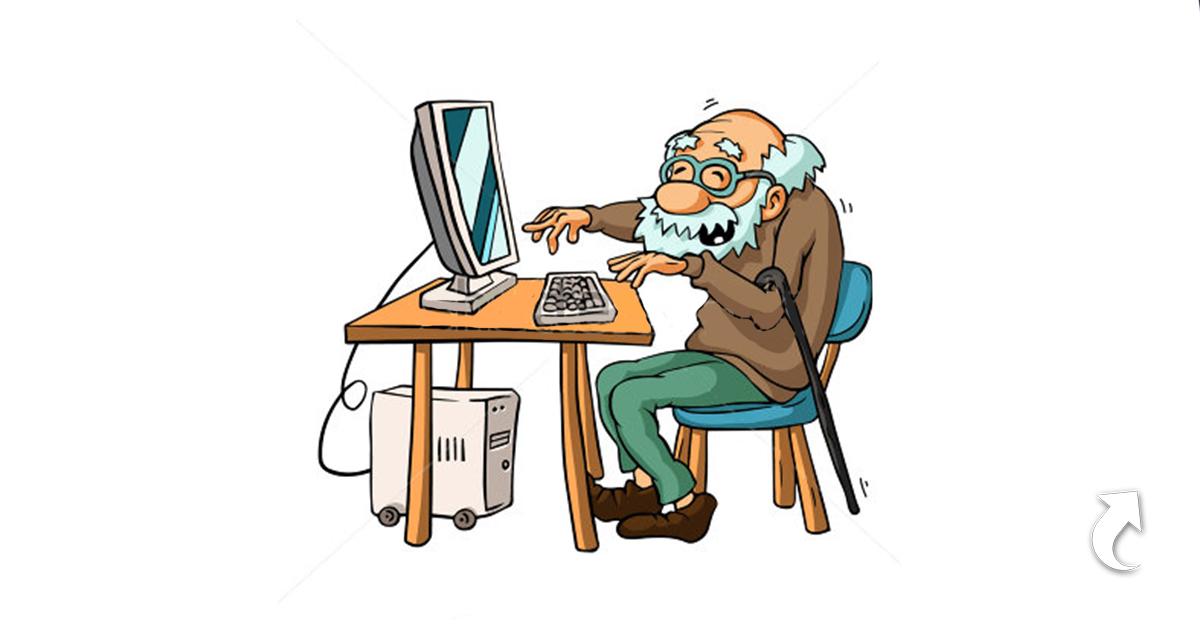 прикольные картинки сидя за компьютером несколько фото