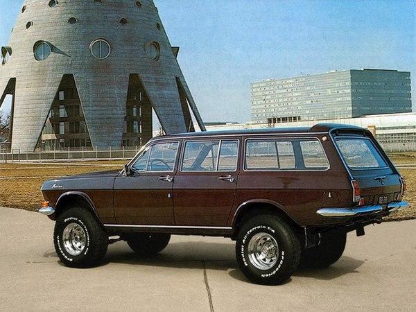 Немного photoshop`а и ГАЗ 24-02 превращается... ГАЗ 24-02 превращается в: ГАЗ 24-02, Фото, Внедорожник