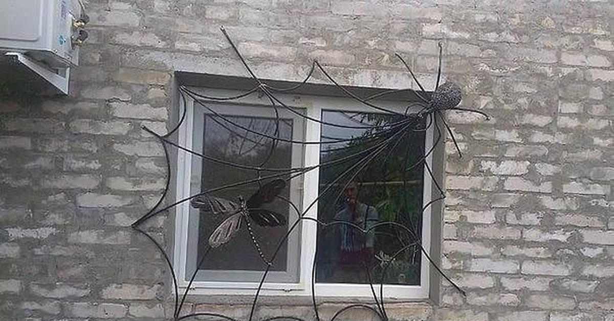 самодельные домашние железа сделать на окнах фото древняя традиция