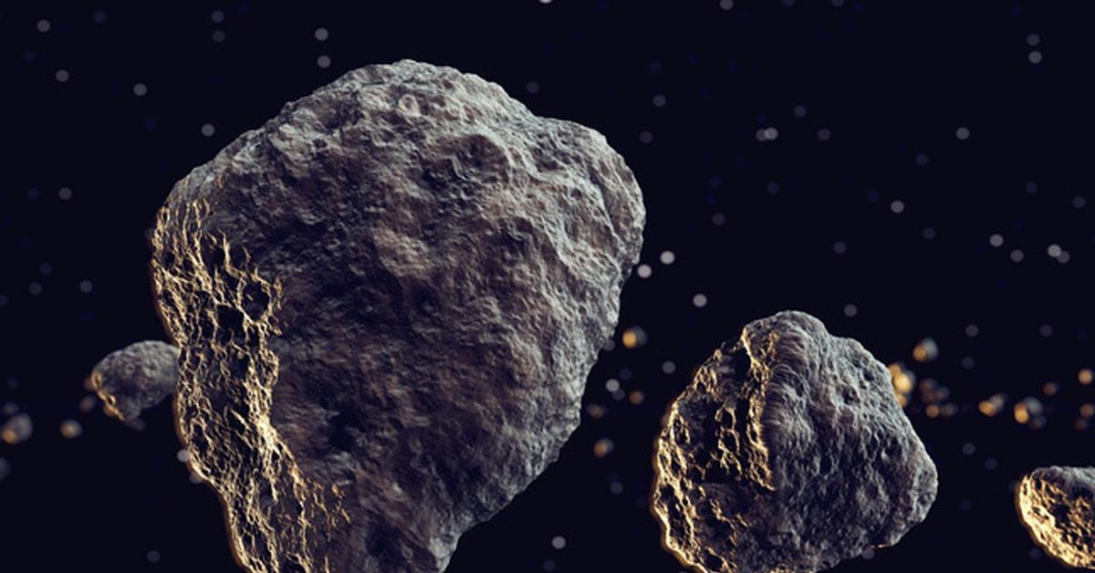 meteoroids asteroids earth - HD1200×800