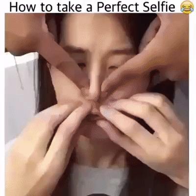 Как сделать идеальное сэлфи