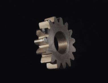 Сталь под микроскопом Металл, Сталь, Микроскоп, Увеличение, Интересное, Необычное, Zoom_journey, Гифка