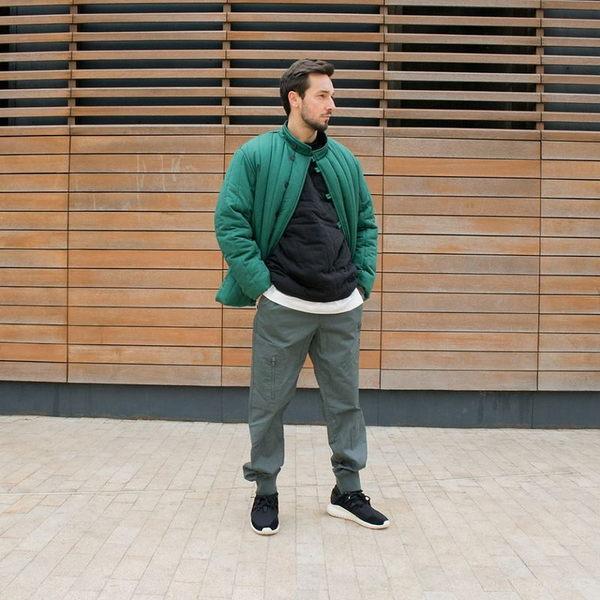 Ватник в моде при любой погоде ватник, мода, стиль, длиннопост
