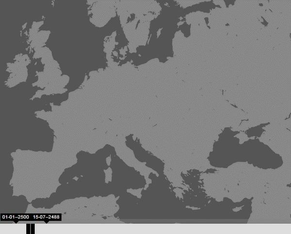 Подробная карта курской битвы 1943 г