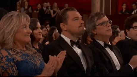 """Главные конкуренты на церемонии вручения """"Оскара""""."""