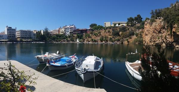 Греция. Крит. Озеро Вулисмени. Агиос Николаос. Крит, Греция, Моё, Фото, Озеро