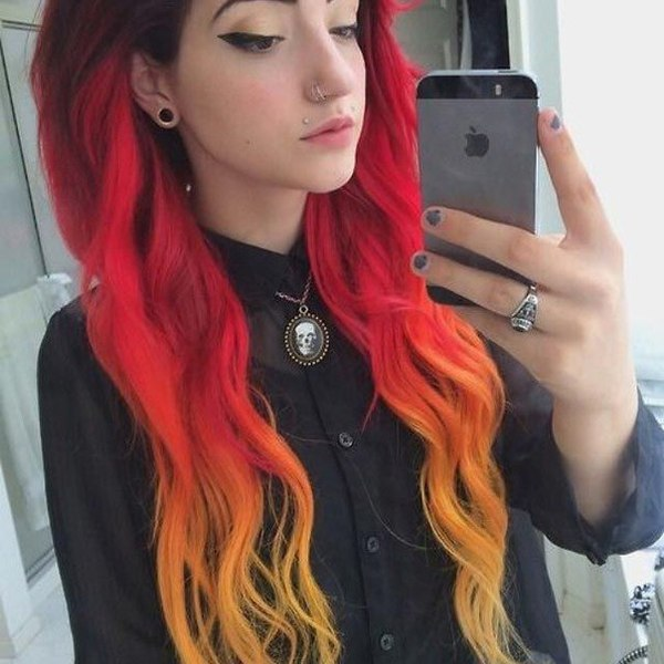 Цвет волос. Не мое, Девушки, Цвет волос
