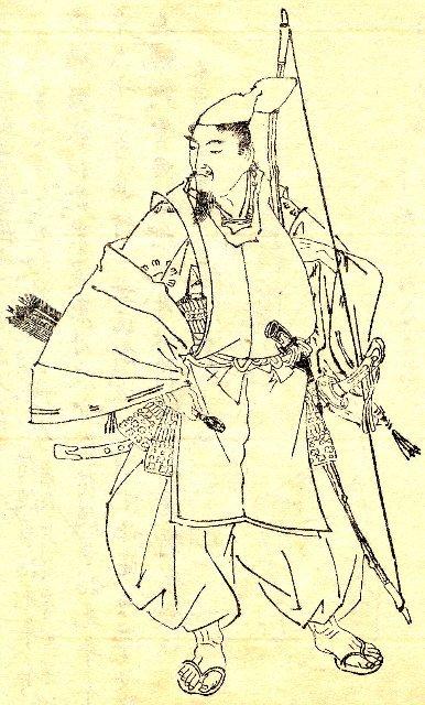 Японский миф про Райко и демона-паука Япония, Мифы, Паук, Длиннопост