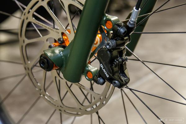 The North American Handmade Bicycle Show (NAHBS) 2016 Велосипед, США, Выставка, Длиннопост