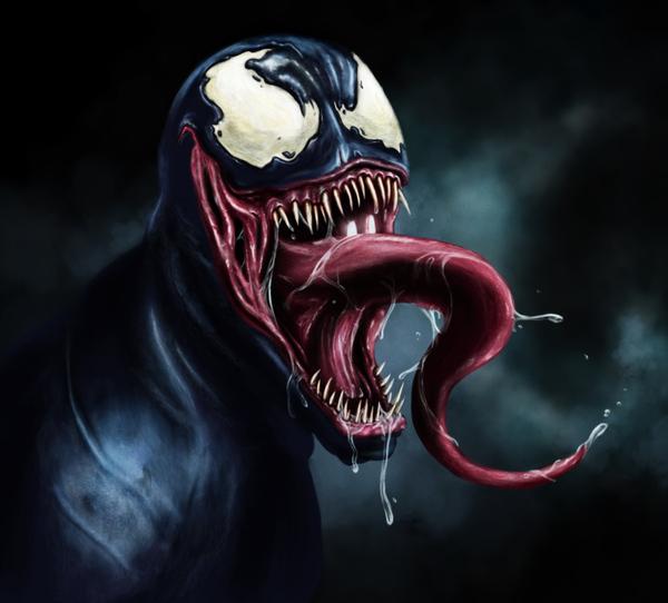 """Sony сделают полноценный фильм  """"Venom"""" как спинофф к """"Человеку-пауку"""". Веном, Marvel, Комиксы, Фильмы, Экранизация"""