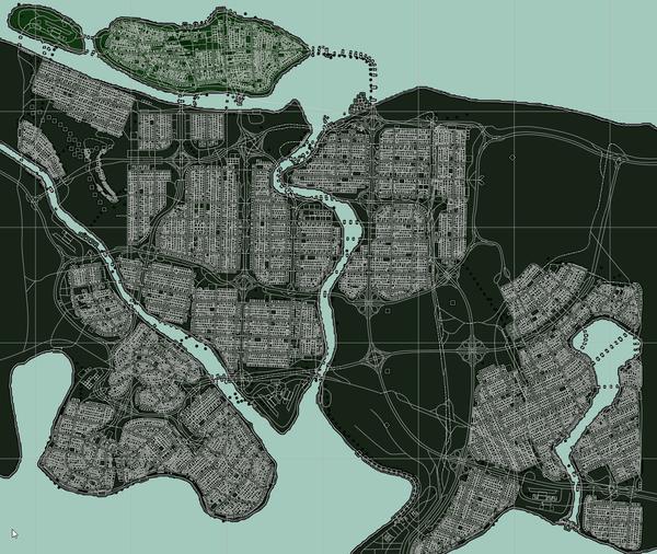Cities Skyline CitiesSkyline, Cities: Skylines, Градостроительный симулятор, Игры, Карты