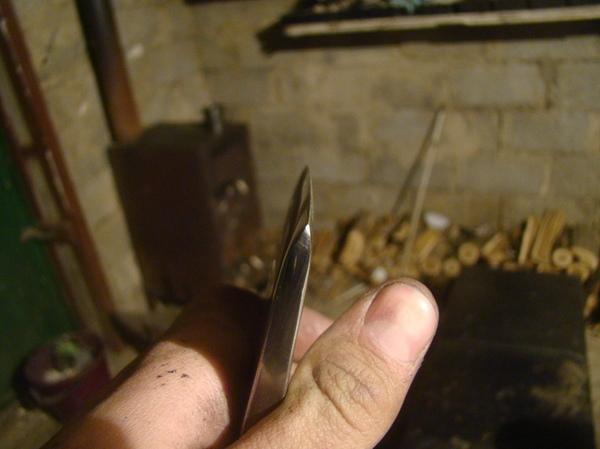 Как сделать топор таким, чтобы его можно было подарить Топор, Своими руками, Не мое, Длиннопост