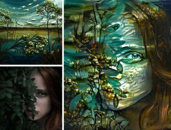 Изображения, созданные нейронными сетями Нейронные сети, Ноу-хау, Искусство, Фото, картина, Картинки, длиннопост