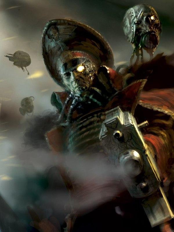 Где ваша отвага? Ден Абнетт, Некрополис, Warhammer, Цитаты, Warhammer 40k
