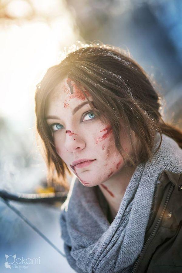 Косплей на Лару Крофт (Rise of the Tomb Raider) Косплей, Rise of the Tomb Raider, Лара крофт, Длиннопост
