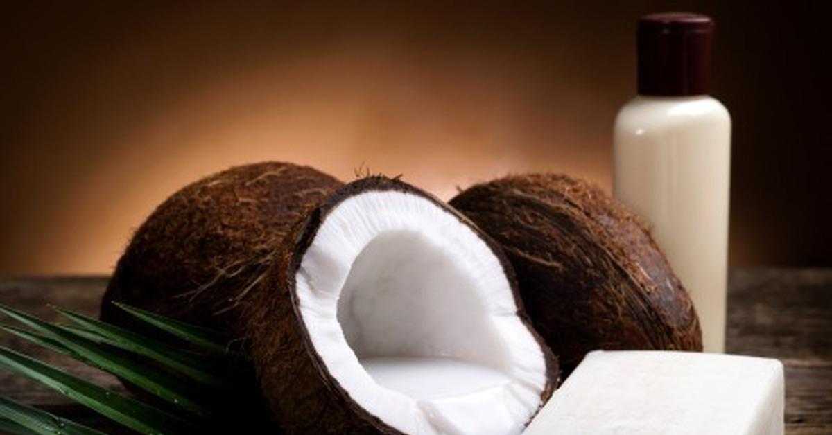 Кокосовое масло применение в пищу вред