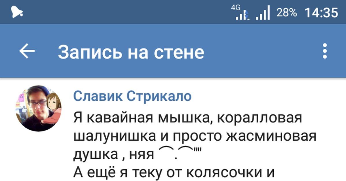 Картинка в комментарий вконтакте
