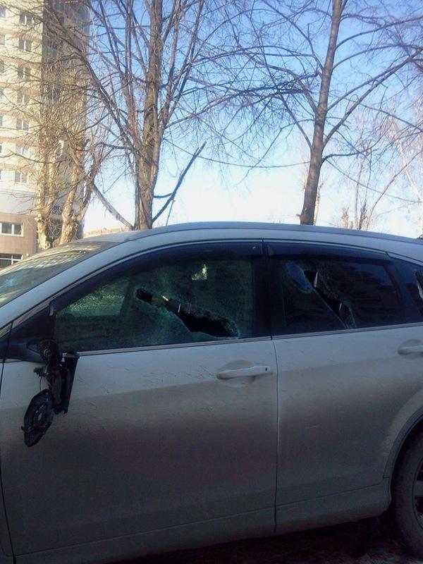 Ебать через окно автомобиля фото 256-454