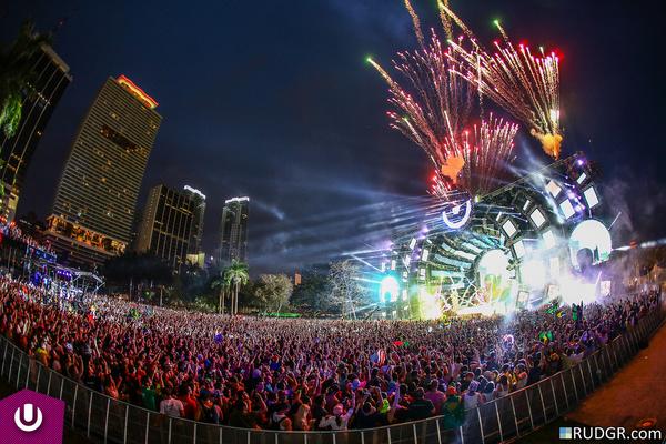 Ultra Music Festival начался Umf, UltraMusicFestival, Звук