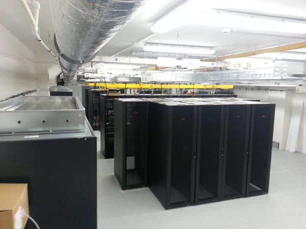 То же ЦОД. в ответ на IT, Цод, Серверная, Машинный зал
