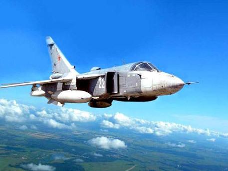 Укол «Фехтовальщика»: почему американцы так боятся российского Су-24 ВВС РФ, Су-24, Бомбардировщик, Русское оружие, Длиннопост