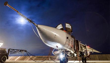 Укол «Фехтовальщика»: почему американцы так боятся российского Су-24 ВВСРФ, СУ-24, бомбардирвщик, русское оружие, длиннопост
